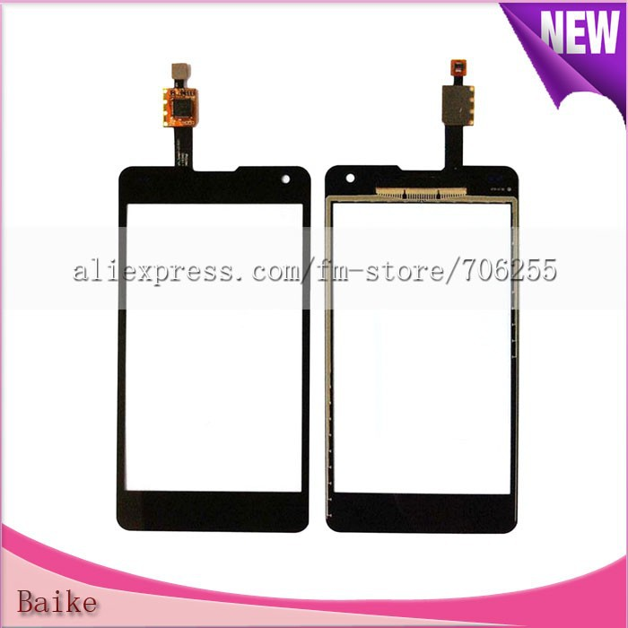 Replacement Touch Screen Glass Digitizer Parts for LG Optimus G E970 100% Guarantee(China (Mainland))
