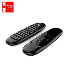 C120 Promotional 2.4G Remote Control RF Mini Air Mouse Keyboard 2 in 1(China (Mainland))