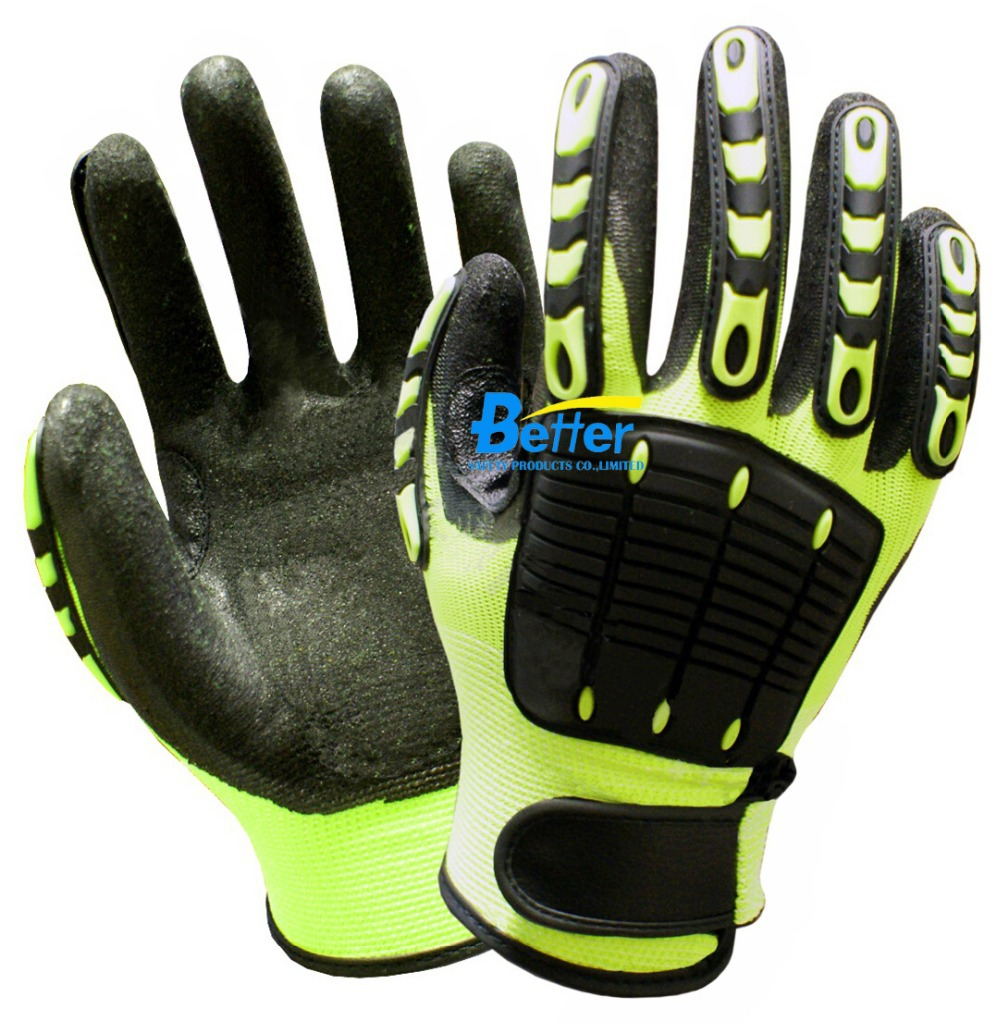 Anti Vibration Working Gloves Vibration and Shock Gloves Anti Impact Mechanics Work Gloves<br><br>Aliexpress