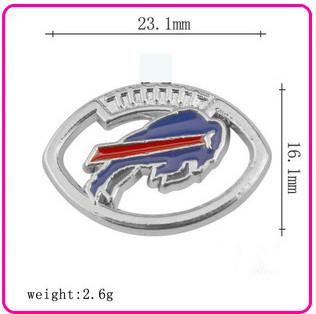 New cheap alloy Miami Dolphins team logo charm NCAA team pendant charm 23.1*16.1mm,MC096,20pcs/lot,accept custom and mix order(China (Mainland))
