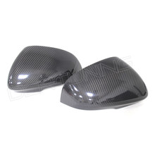 Add Style Carbon Fiber Rear View Side Mirror Cover Sets JAGUAR XJ XK XF performance 2010 2011 2012 2013 2014 - DCR TUNING store