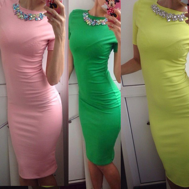 Женское платье Summer dress 2015 vestidos bodycon bodycon dress женское платье summer dress other 2015summer wonen o vestidos pls women dress