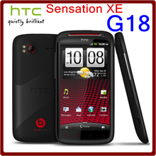 G18 Original Unlocked HTC Sensation XE Z715e GPS 8MP 3G 1730mAh 4.3 Inches WIFI Touchscreen Refurbished Smartphone Free Shipping(China (Mainland))