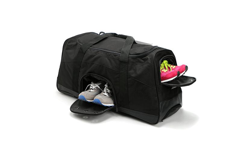 Фотография Ultra-light Large canvas trolley luggage travel bag luggage super large capacity male folding box 32,large capacity travel bags