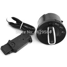 Set Auto Headlight Light Sensor Switch VW Golf 5 6 MK5 MK6 Tiguan Passat B6 B7 CC Touran Jetta MKV - betty car shop store