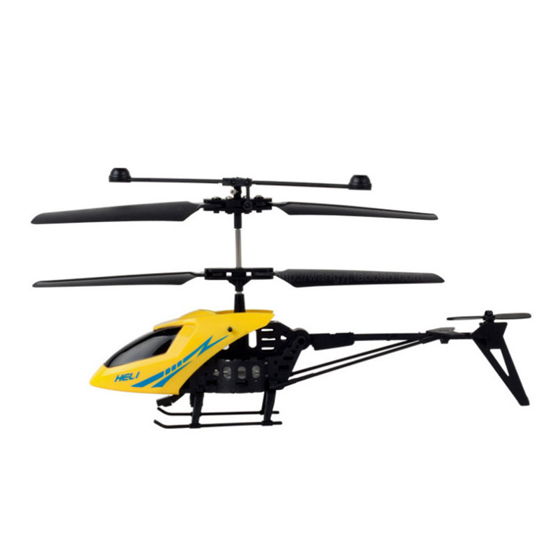 Free shipping 901 2.0 Channel Mini Indoor Co-Axial Metal RC Helicopter w/ Built in Gyroscope(China (Mainland))
