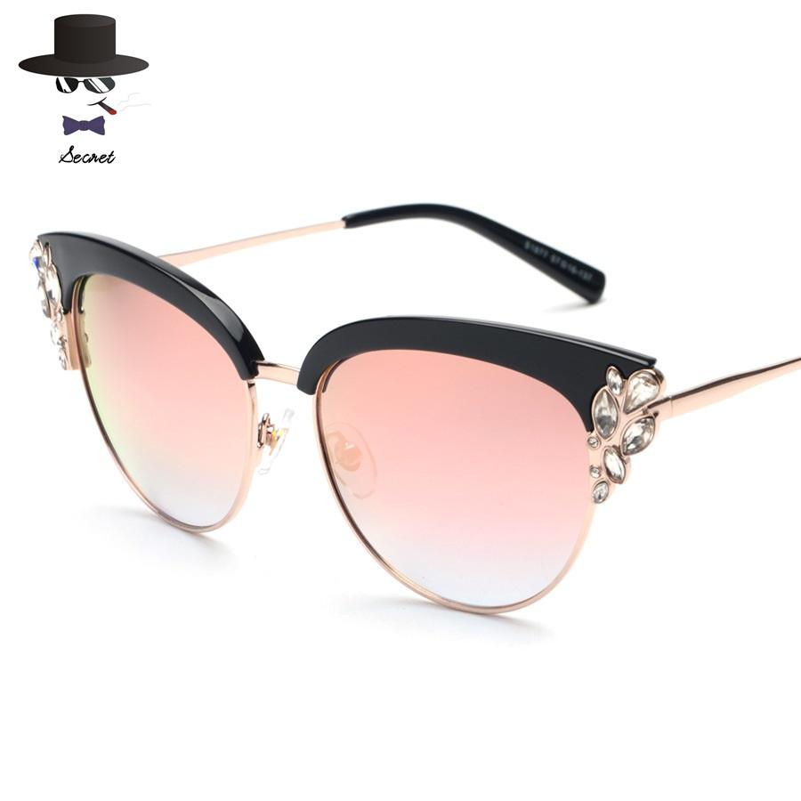 Newest 2016 Fashion Cat Eye Sunglasses For Women Brand ...