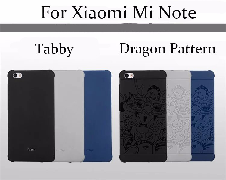 Soft TPU Case For Xiaomi Mi Note Mobile Phone Case High Quality Protector Back Cover Case Accessories For XIAOMI Mi Note 5.7″