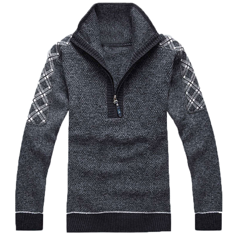 Free Shipping 2016 new High quality New Winter Men's Sweater Jumpers pullover sweater men's choice 41(China (Mainland))