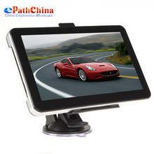7 Inch Car Vehicle GPS Navigation With FM Radio MP3 MP4 USB SD Built in 4GB Memory