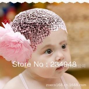 Child headband baby hair accessory baby hair accessory female child hair bands infant accessories sunfall hundred headband