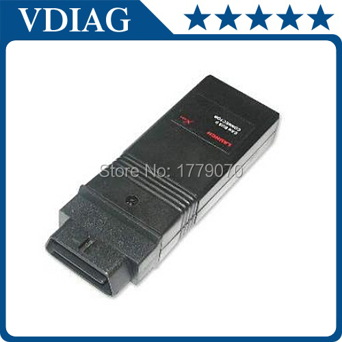2015 Top-Rated OriginalLaunch X431 can bus II connector OBDII EOBD CANBUS X431 can bus 2 Free Shipping(China (Mainland))