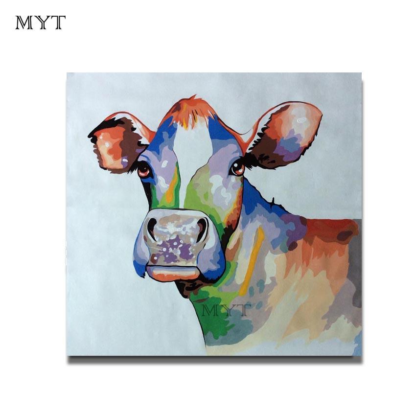 Image de vache promotion achetez des image de vache for Image encadree decoration