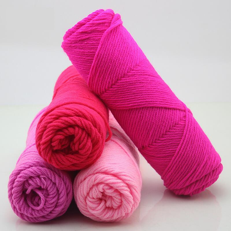 Crocheting With Thick Yarn : ... yarn thick yarn for knitting baby wool crochet yarn weave thread,Z2467