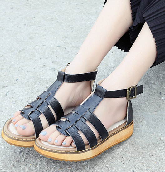 Luxury Women Flat Sandals Collection 2013 6
