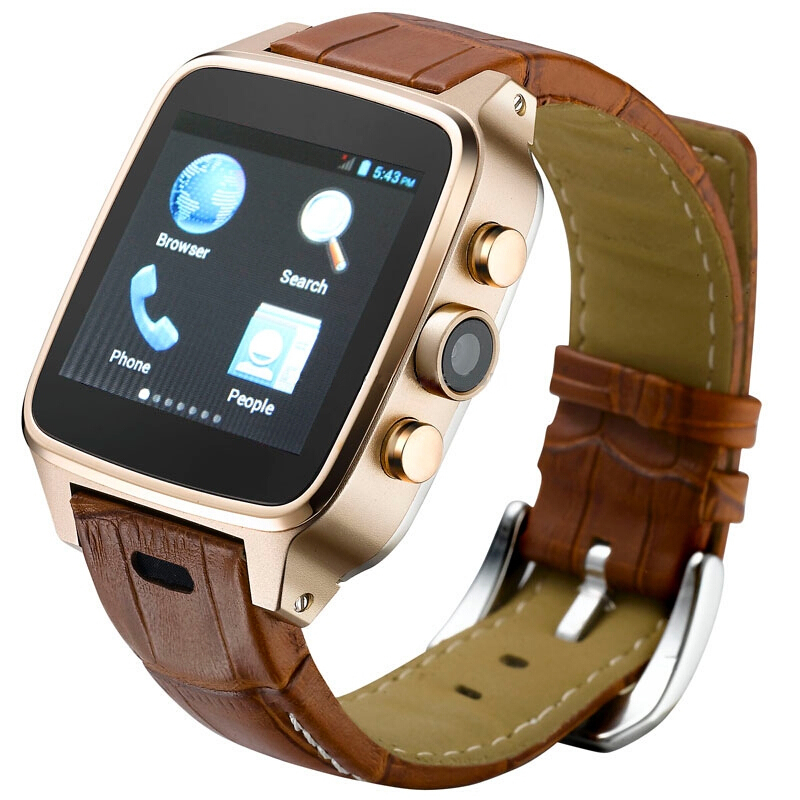New Creative Multifunctional 1.54 Inch TFT Capacitive Touch Screen Android 4.2.2 3G Smart Watch Phone Wristwatch Phone(China (Mainland))