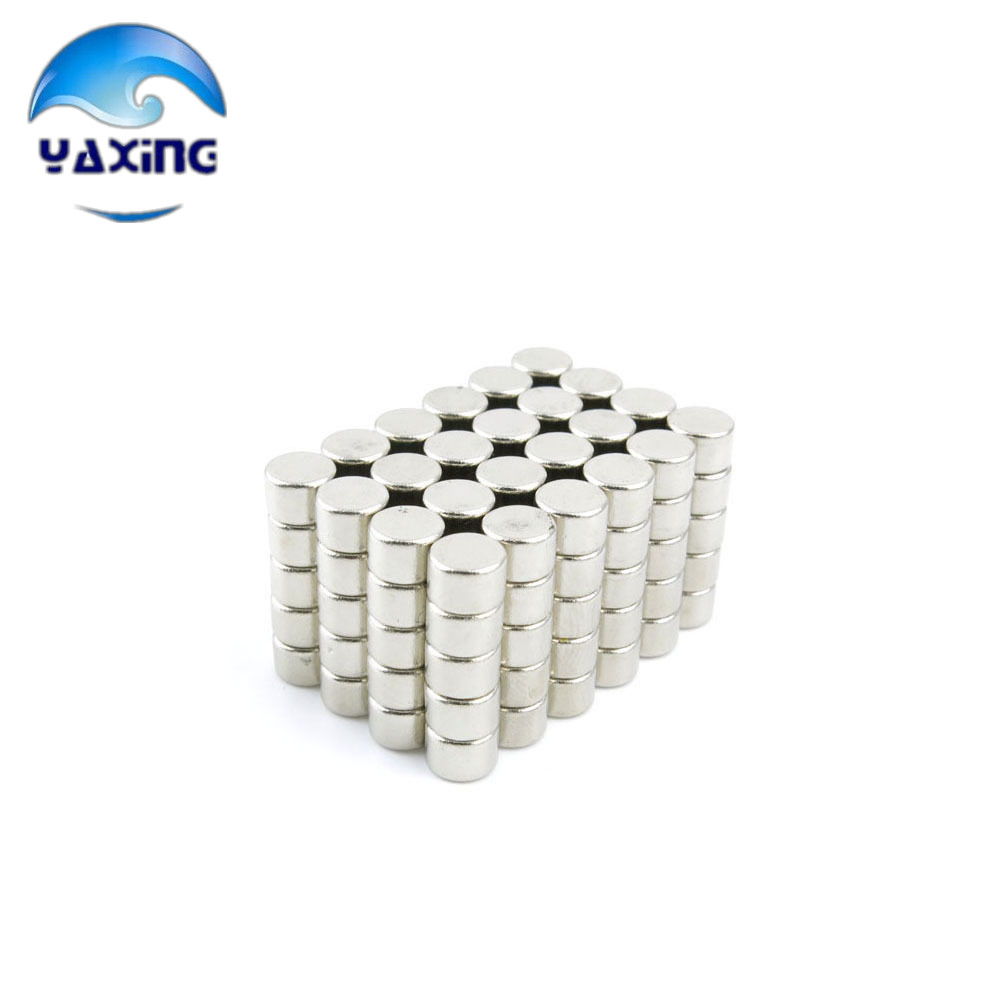 Buy magnets for crafts - 200pcs Small Round Magnets Dia 6mm X 4mm Strong Magnets Tiny Disc Ndfeb Rare Earth For