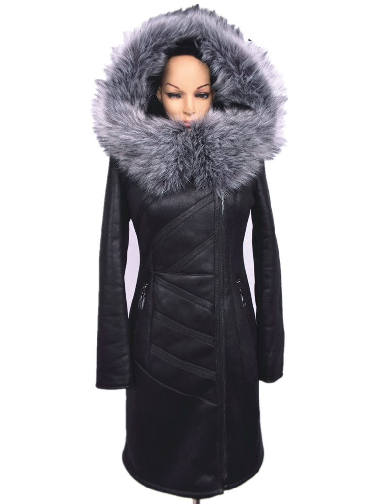 black winter coat women - photo #19