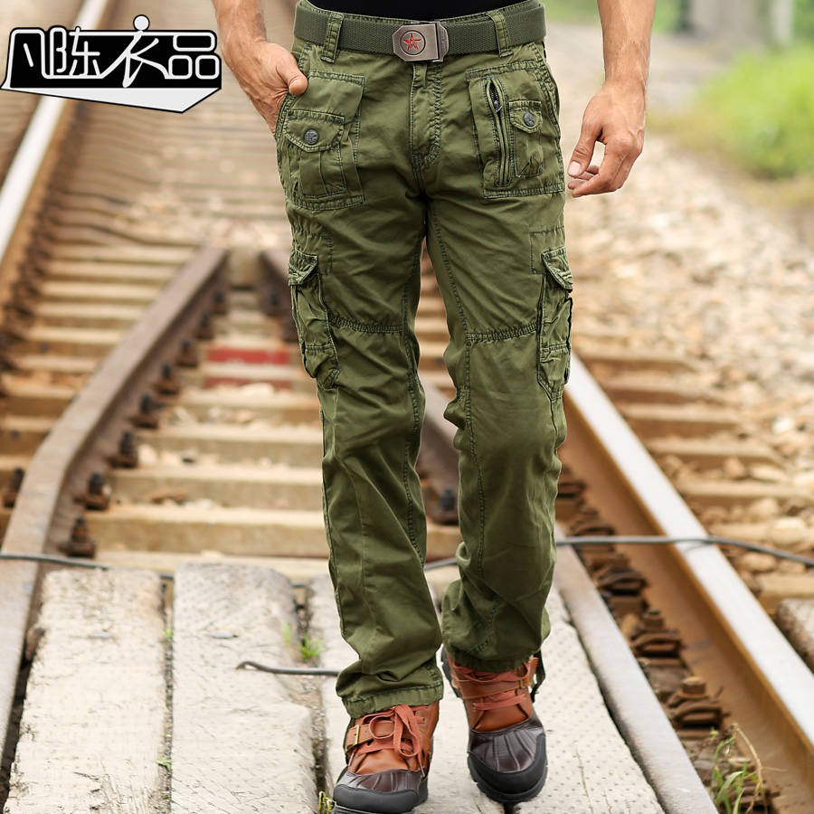 Cargo Pants For Men With Lots of Pockets Pants Cargo Pant For Men
