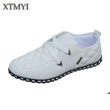 Spring Autumn fashion Flats Men's Shoes men breathable casual shoes Lace-Up Patchwork High Quality Men Shoes size 39-44