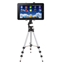Professional UN2F Camera Tripod Stand Holder For iPad 2 3 4 Mini Air Pro For Samsung High Quality Tripod Stand Holder(China (Mainland))