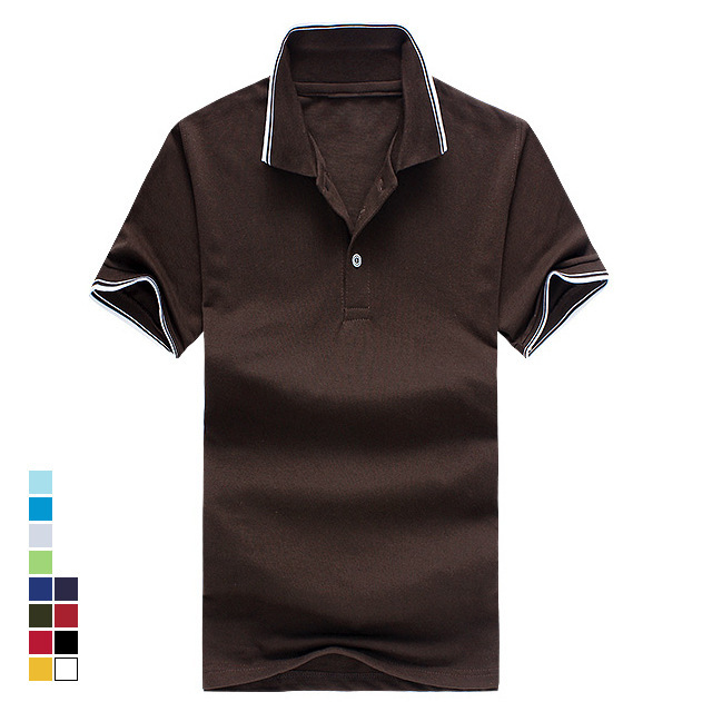 2016 new top quality cotton mens short sleeve men polo shirts plus size xxxl casual polo shirt. Black Bedroom Furniture Sets. Home Design Ideas
