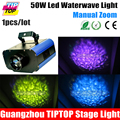 TIPTOP 50W Stage Lighting LED Water Wave Effect Stage Light For Party New Year Christmas 1