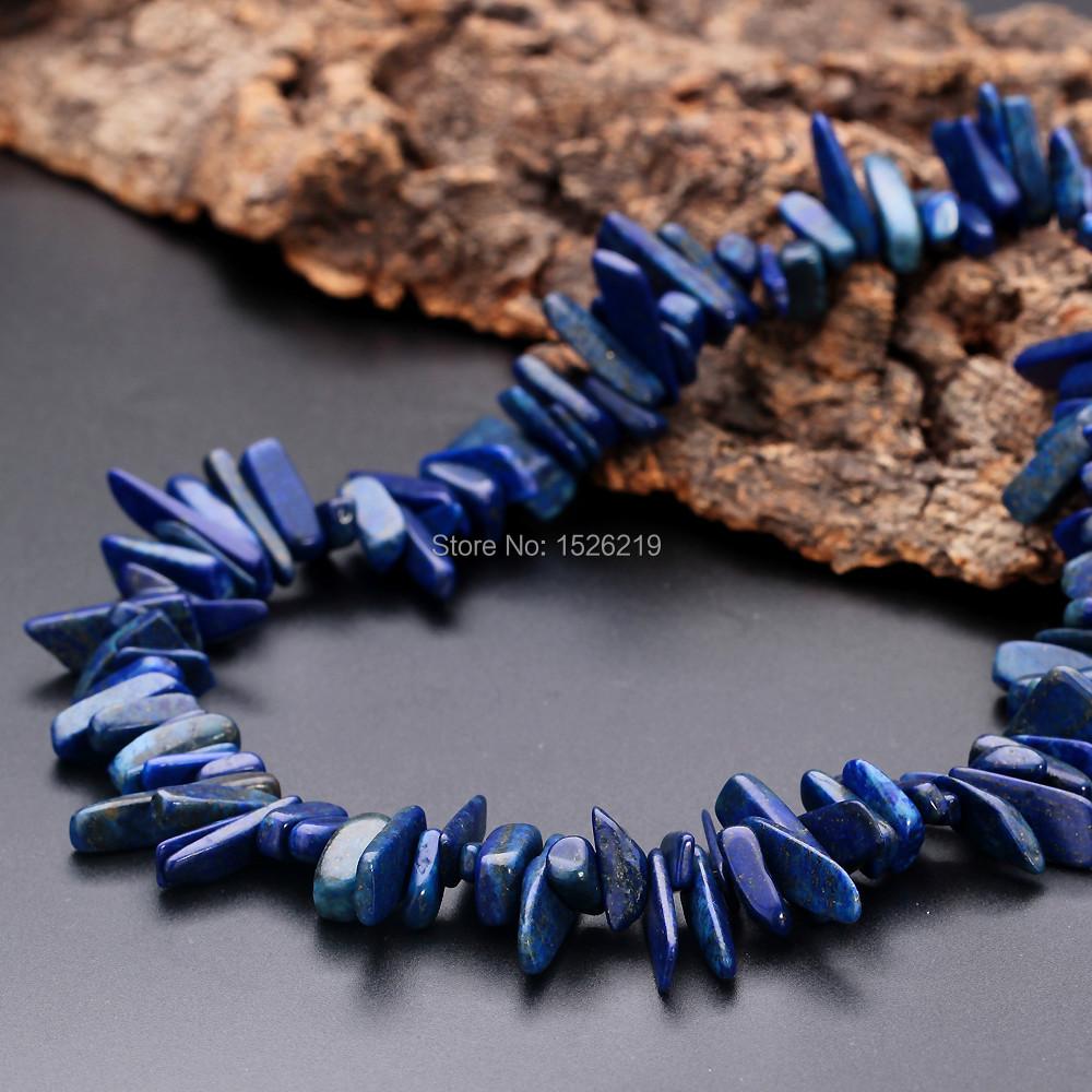 "1Strand/lot 40cm Approx16"" 8-25mm Irregular Chips Natural Lapis Lazuli beads Perfact For Jewelry DIY Free Shipping F1863(China (Mainland))"