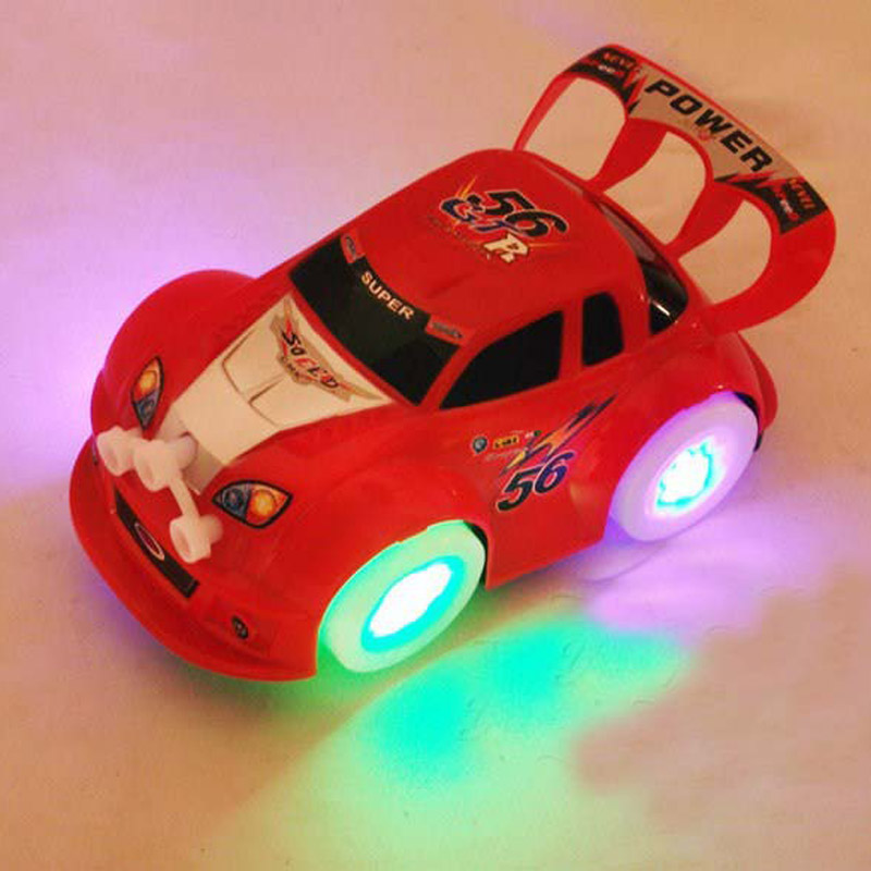 Hot wheels toys Cars with led light gimbal wheel Music Car toy Gift juguetes Best Price For children kids toys(China (Mainland))