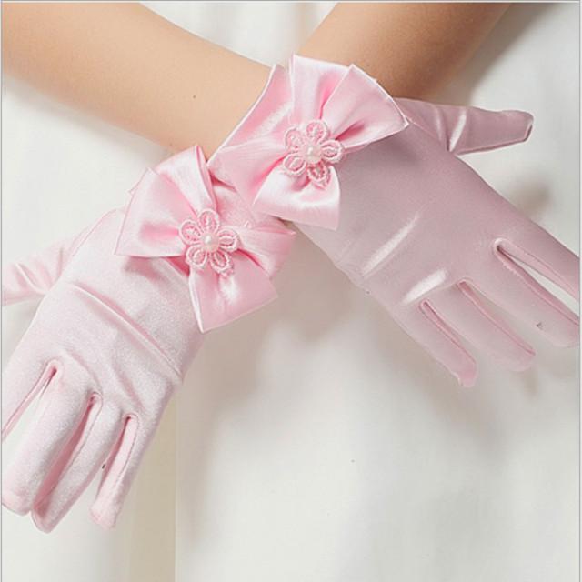 Бесплатная доставка высокое качество цветочниц перчатки для свадьбы ну вечеринку ...