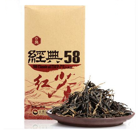 Dianhong,(2016), 380 g, Chinese black tea, superior class, (Yunnan Gold black tea, Yunnan Black tea)(China (Mainland))