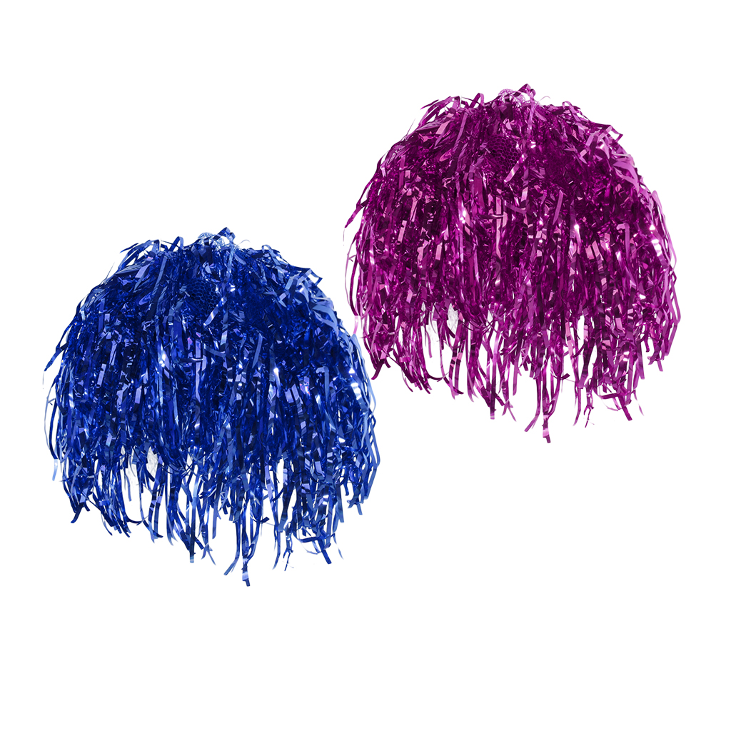 80/'s Pink Bunches Fancy Dress Disco Wig