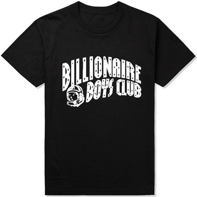 Men Hip Hop T shirt BILLIONAIRE BOYS CLUB T-Shirt BBC T Shirts Men Hip Hop Cotton tshirt O Neck billionaire Man Tops Shirt(China (Mainland))