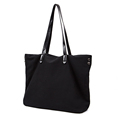 Medium Size Women Canvas Casual Tote Succinct Classy Mother Chil Bag Large Hand Bag Ladies Fashion