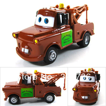 Child car toy alloy car models line die WARRIOR pixar toy car Mater free shipping