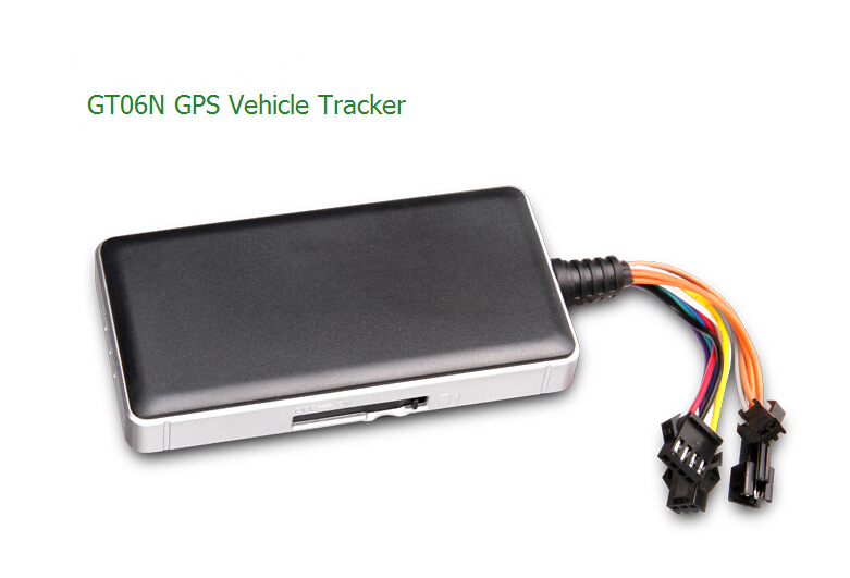 Multi-fuction Support Remote Engine Cutting by Mobile or Computer GT06N Best Vehicle Tracking Device(China (Mainland))