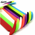 12PCS Set Fashion UnisexShoelaces Silicone Elastic Waterproof Non Tie Shoe Lace Design For Easy Pull In