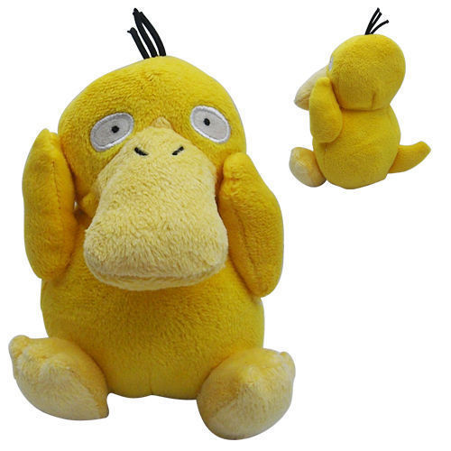 Japanese Plush Toys 14cm Kawaii Psyduck Plush Toys Soft Stuffed Animals Doll Children Gift Collection Toy(China (Mainland))