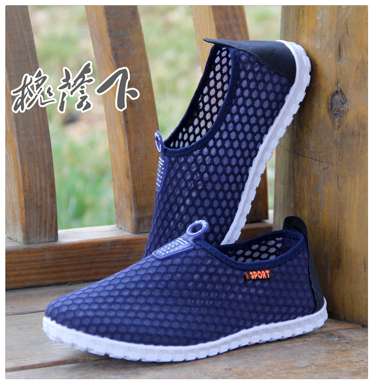 the new summer s tennis shoes breathable mesh leisure