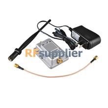 New 2.4G 2W Wireless Broadband Amplifier Router Power Range Wifi Extender Signal Booster(China (Mainland))