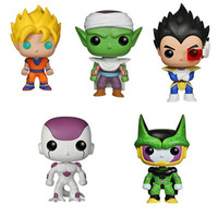 HOT Genuine Funko pop DRAGONBALL Z: POP PERFECT CELL 3.75 inch vinyl dolls dragon ball vinyl figure toys free shipping