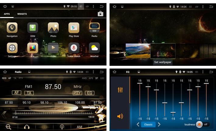 Купить 1024*600 Quad Core Android 5.1 Fit Kia CEED 2012 2013 2014 2015 Dvd-плеер Автомобиля Gps-радио Навигация