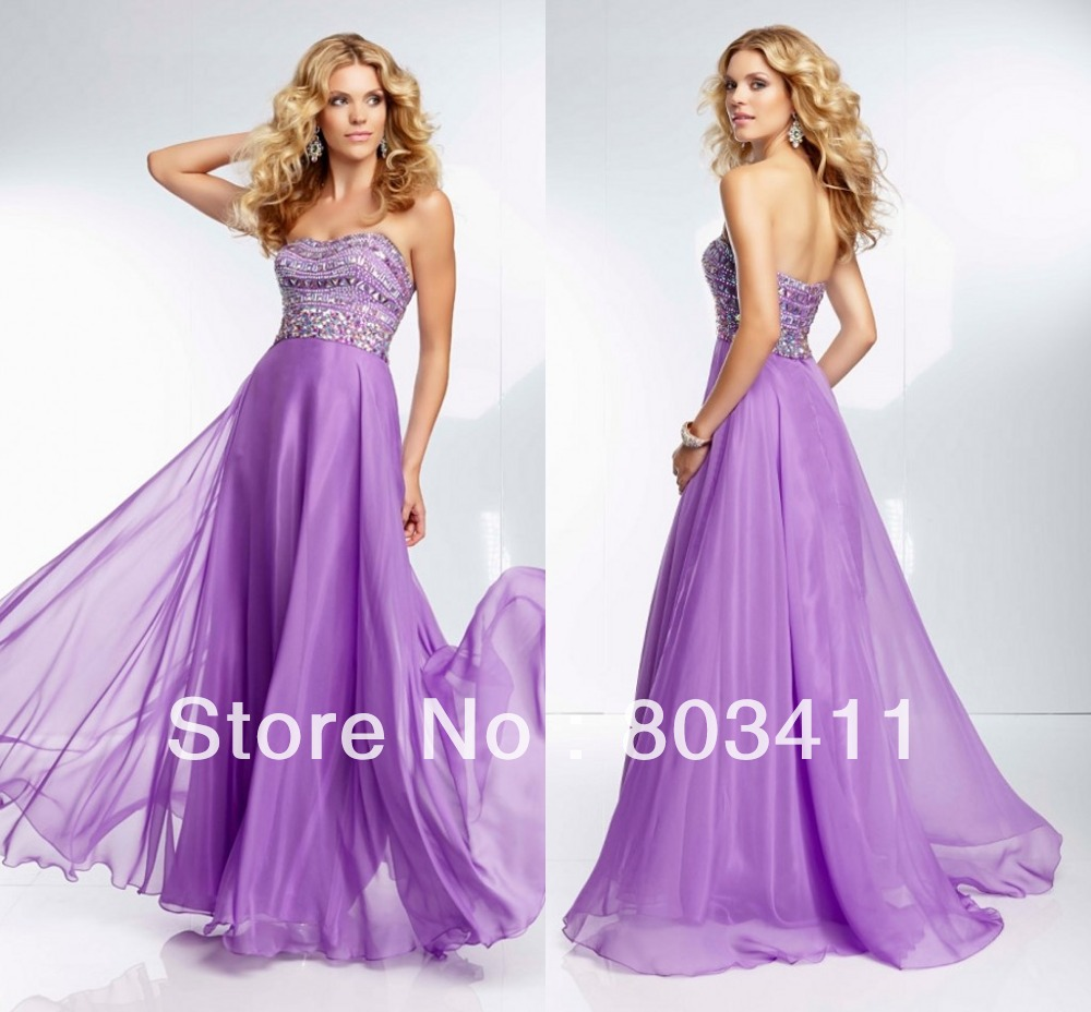 Free shipping 2014 new arrivals beaded chiffon coral pink mint purple