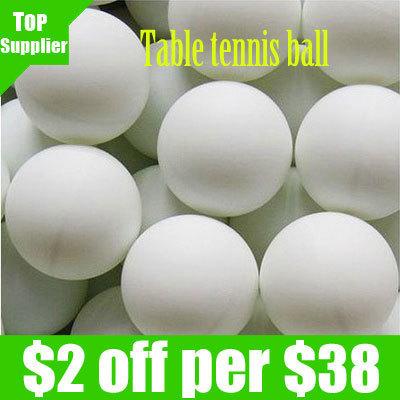 Free Shipping 100pcs/lot Hot Big Nice Big 40mm 3 Stars Best Table Tennis Balls High Quality Ping Pong Balls Ping-Pong Big Balls