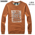 autumn winter o-neck pullover sweatshirt male plus velvet thickening casual long-sleeve t-shirt print sports coat plus Hoodies Одежда и ак�е��уары<br><br><br>Aliexpress