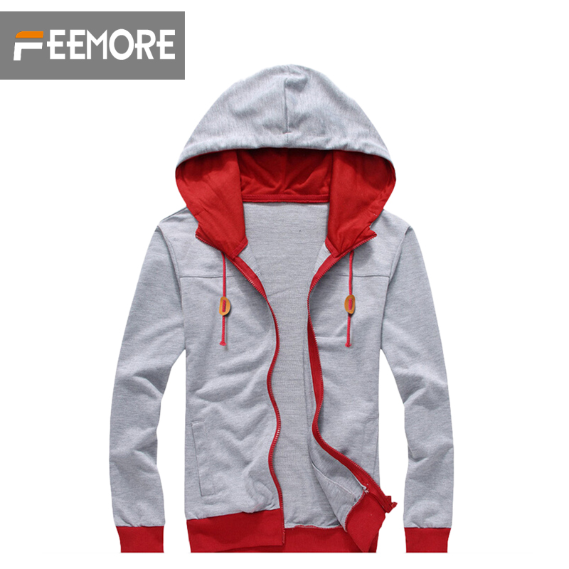 2016 Tracksuits for Man Autumn Men's Fleece Hoodies New Fashion Men Jacket High-quality Sportware Men Slim Fit Man Sweatshirts(China (Mainland))
