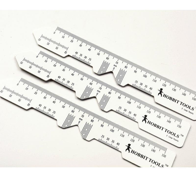 hot sale 3 pieces  lot pd ruler pupil distance meter