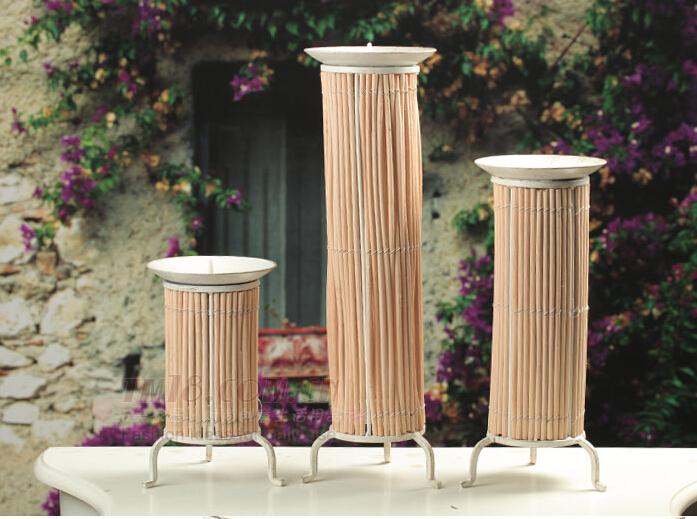 Aliexpresscom Buy small size bamboo craft bamboo candle