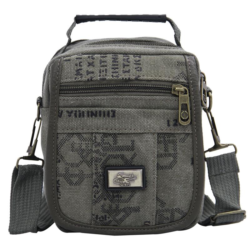 European fashion new style Men's handbags Multi function ...