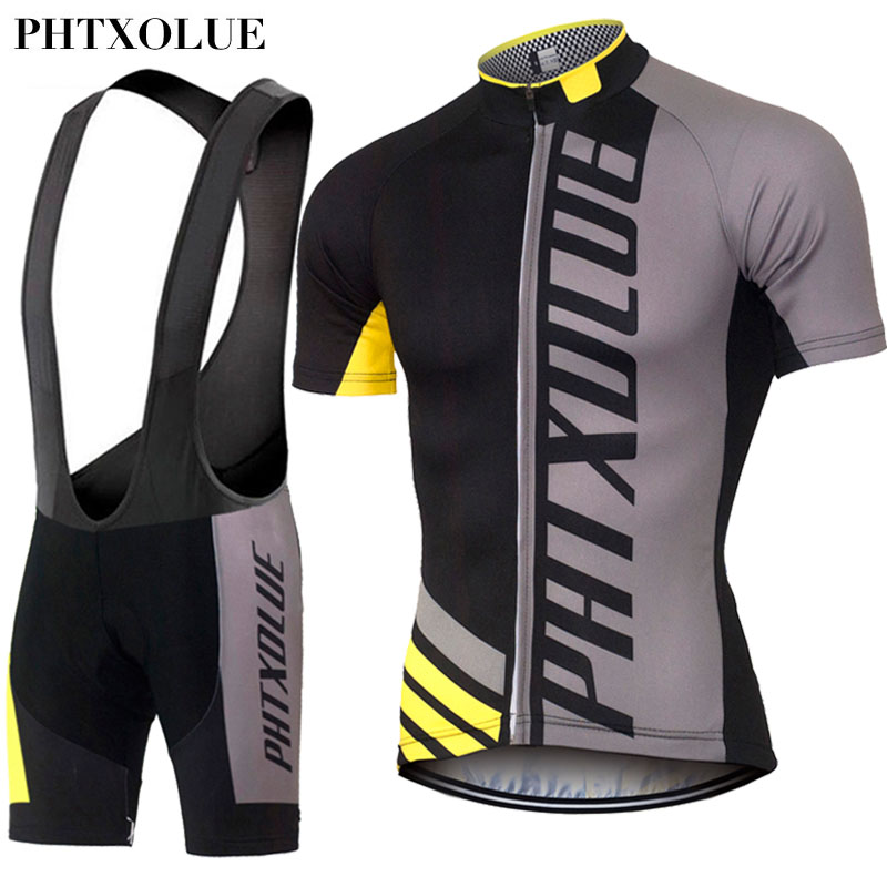 PHTXOLUE Summer Cycling Clothing Men/Quick-Dry Racing Bike Jersey/Bicycle Cyle Clothes Wear Ropa Ciclismo Cycling Jerseys 2016(China (Mainland))